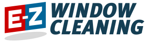 E-Z Window Cleaning logo