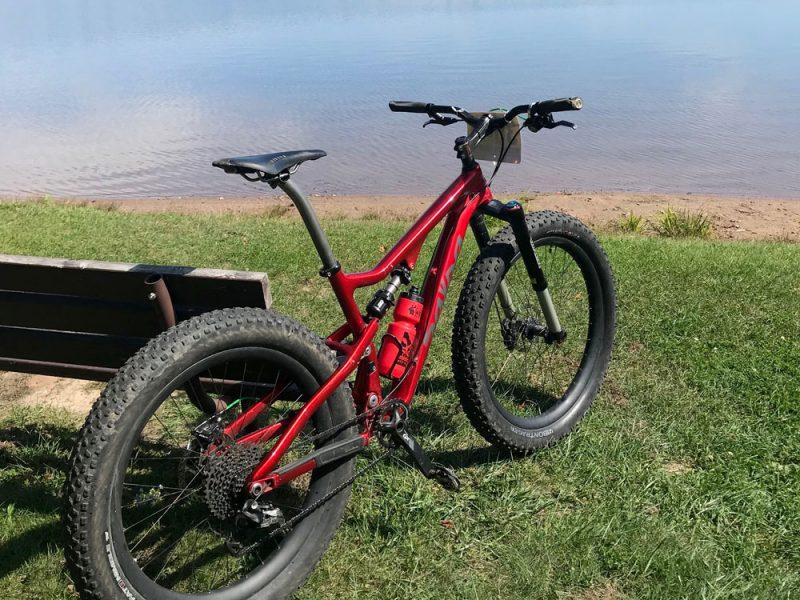 WEMS Wisconsin Mountain Bike Series - Jack Lake